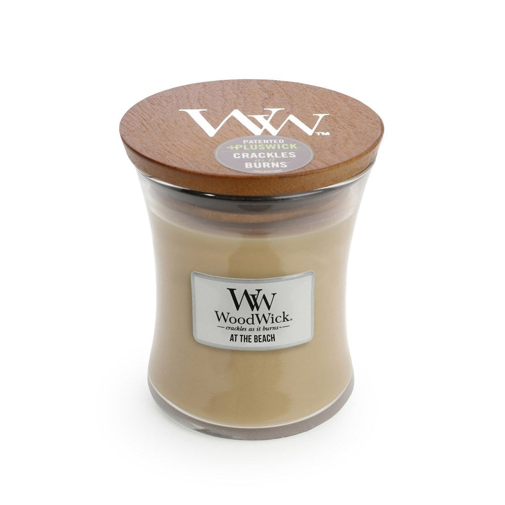 WoodWick At The Beach Candle Mini