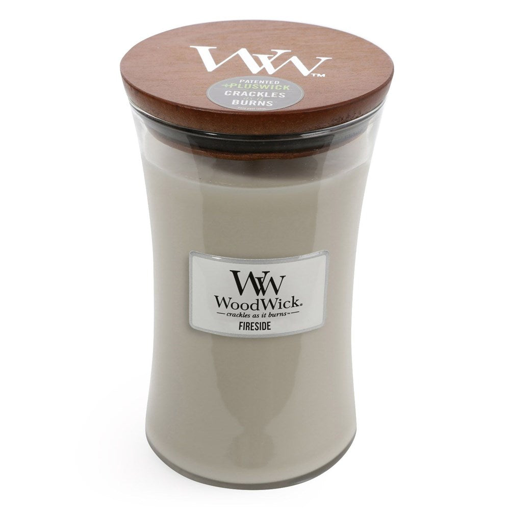 WoodWick Fireside Candle Large