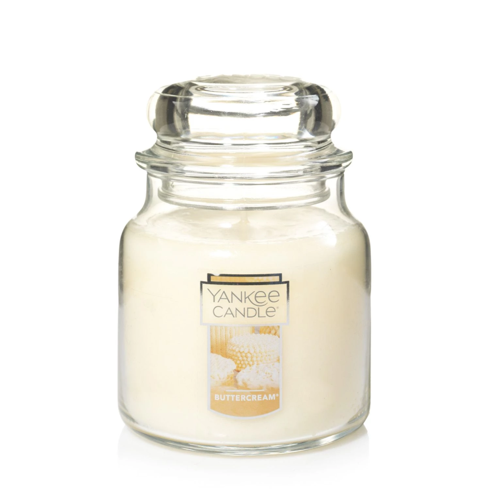 Yankee Candle Butter Cream