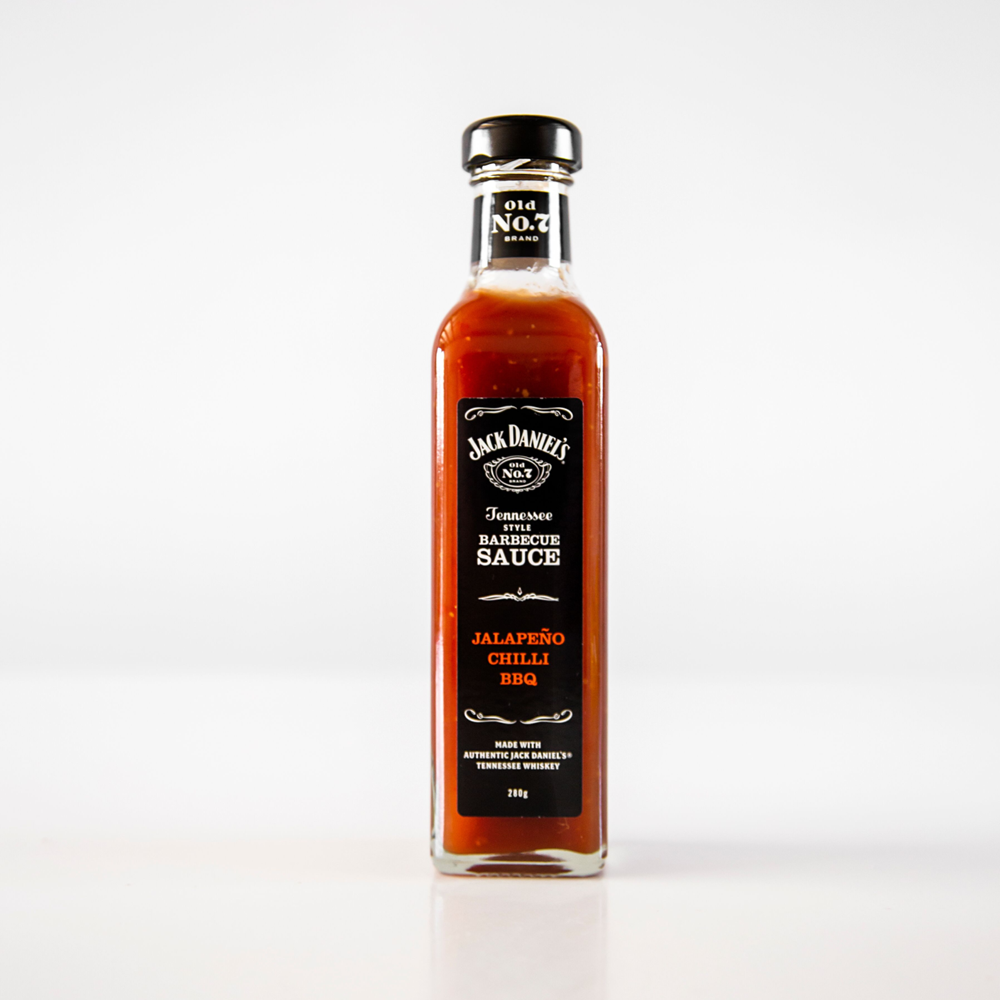 Jack Daniel's Tennessee Style Jalapeno Chilli BBQ Sauce