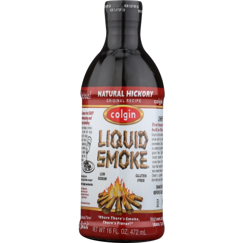 Colgin Natural Hickory Liquid Smoke