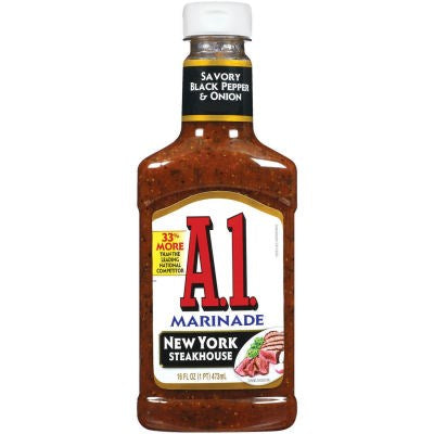 A1 Steakhouse Marinade