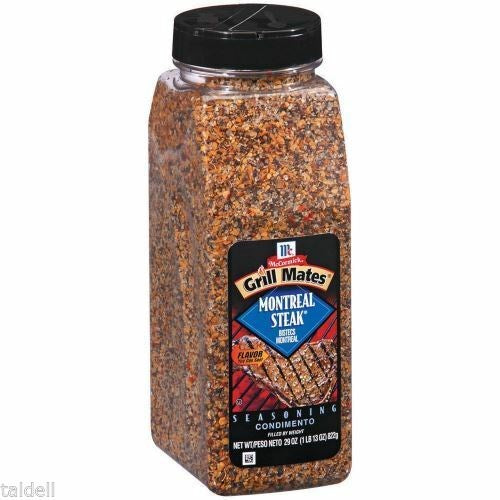 McCormick Grill Mates Montreal Steak Seasoning 800g (AUS)