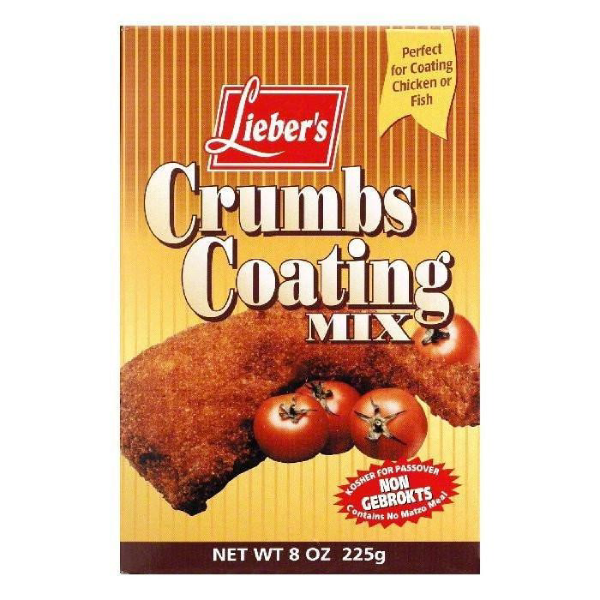 Lieber's Crumbs Coating Mix