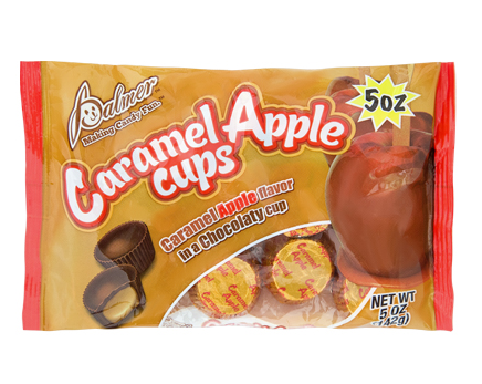 Palmer Caramel Apple Cups 5oz
