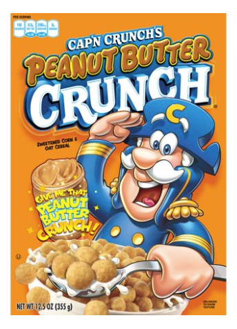 Cap'n Crunch Peanut Butter Crunch