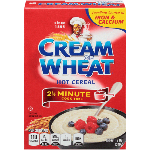 Cream of Wheat Original 2 Minute Hot Cereal