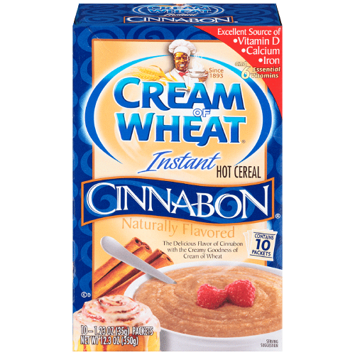 Cream of Wheat Cinnabon Instant Hot Cereal