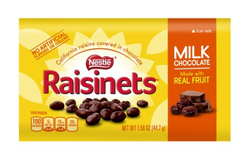 Raisinets 1.58oz
