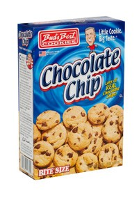 Bud's Best Chocolate Chip Cookies