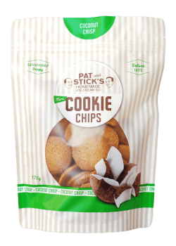 Pat & Stick's Cookie Chips