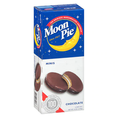 Moon Pie Minis Chocolate