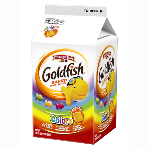 Goldfish Colors