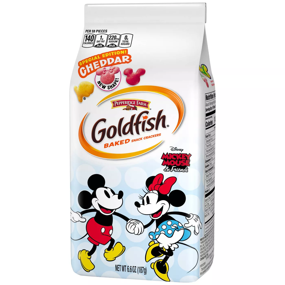 Goldfish Cheddar Mickey Mouse & Friends 6.6oz