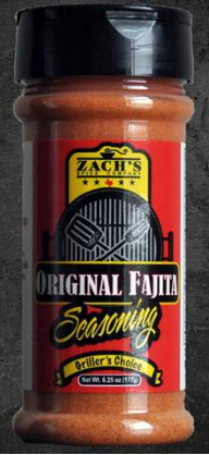 Zach's Seasoning