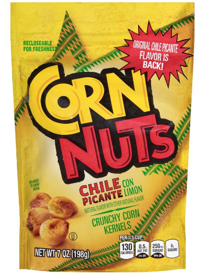 Corn Nuts Chili Picante