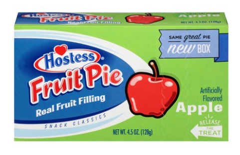 Hostess Apple Fruit Pie 4.5oz