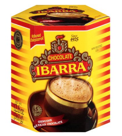 Ibarra Chocolate 12.6oz