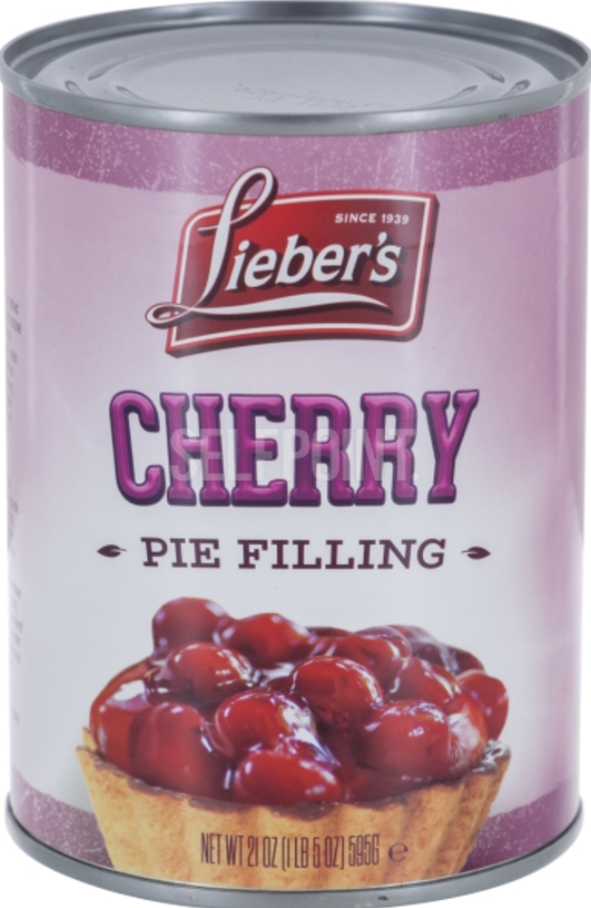 Lieber's Cherry Pie Filling 21oz