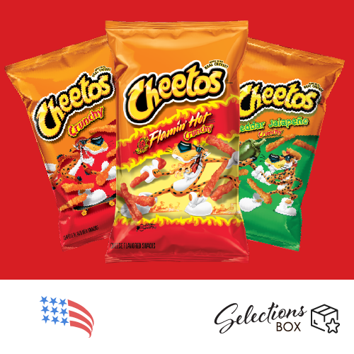 Selections - Cheetos Mix Pack