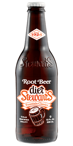 Stewart's Diet Root Beer