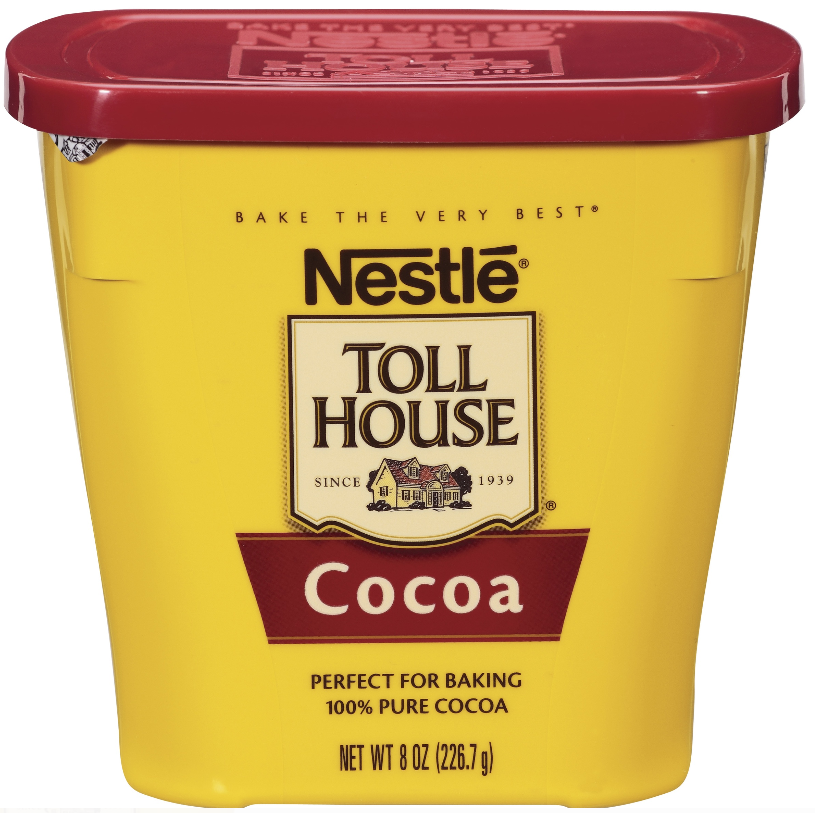 Nestle Toll House Baking Cocoa 8oz