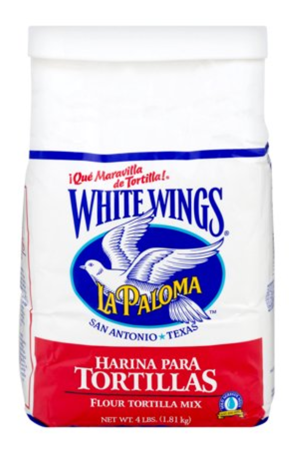 White Wings Flour Tortilla 4lbs