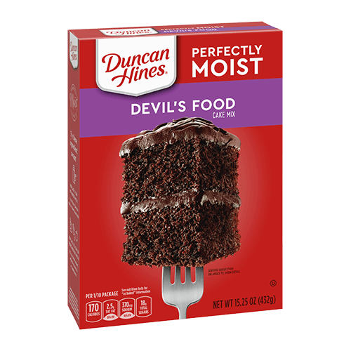 Duncan Hines Perfectly Moist Classic Devil's Food Mix