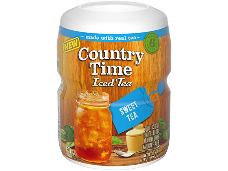 Country Time Sweet Tea Drink Mix