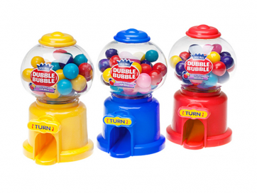 Dubble Bubble Mini Gumball Dispenser