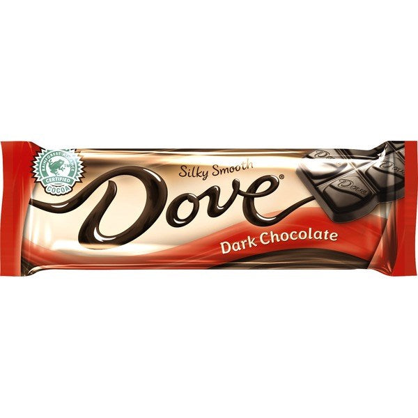 Dove Silky Smooth Dark Chocolate 1.44oz