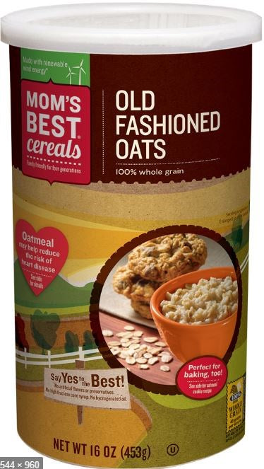 Mom's Best Old Fashioned Oats