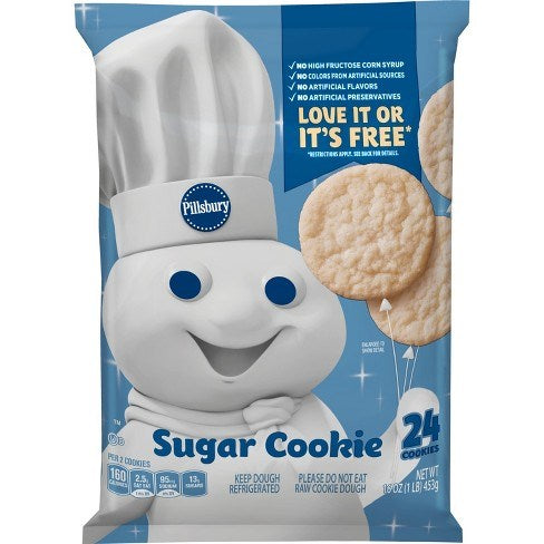 Pillsbury Sugar Cookie Dough [Local Delivery/C&C Only]
