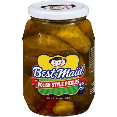 Best Maid Polish Style Pickles
