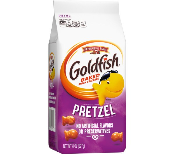 Goldfish Pretzel 8oz
