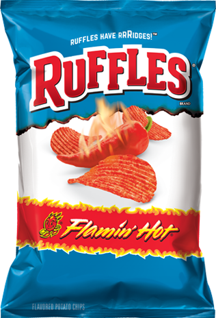 Ruffles Flamin' Hot