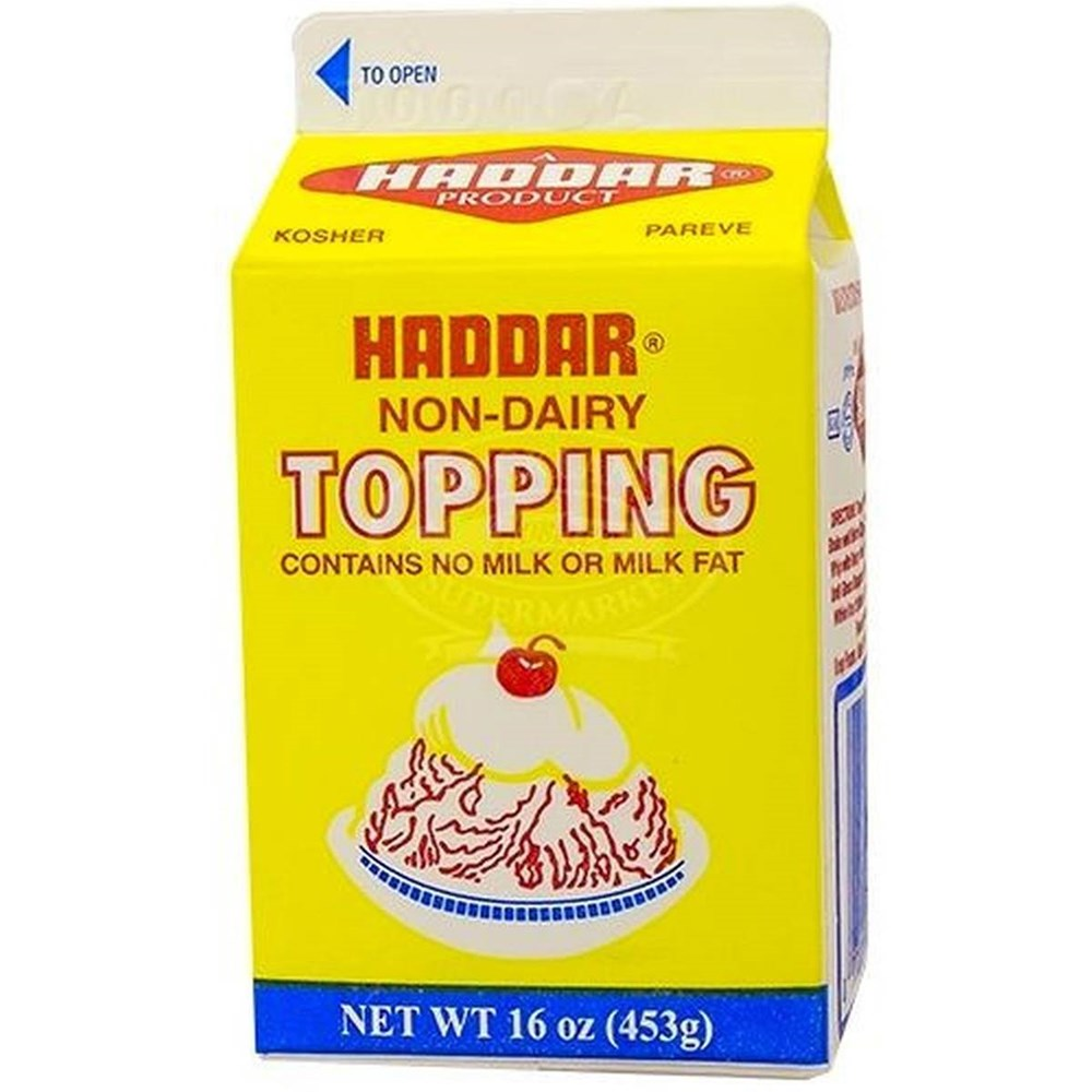 Whipped Topping Non Dairy 16oz [Click & Collect Only]