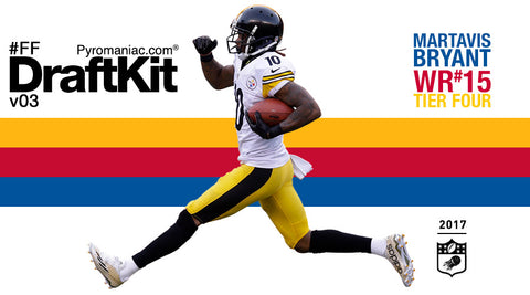 2017 Fantasy Football Draft Kit v3 by Pyromaniac.com (08/17/17)