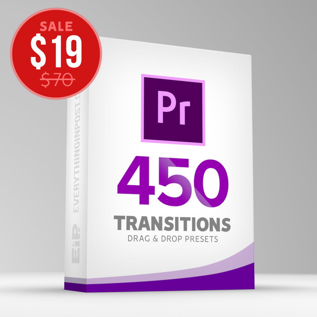 Transitions Fx – Everything in Post