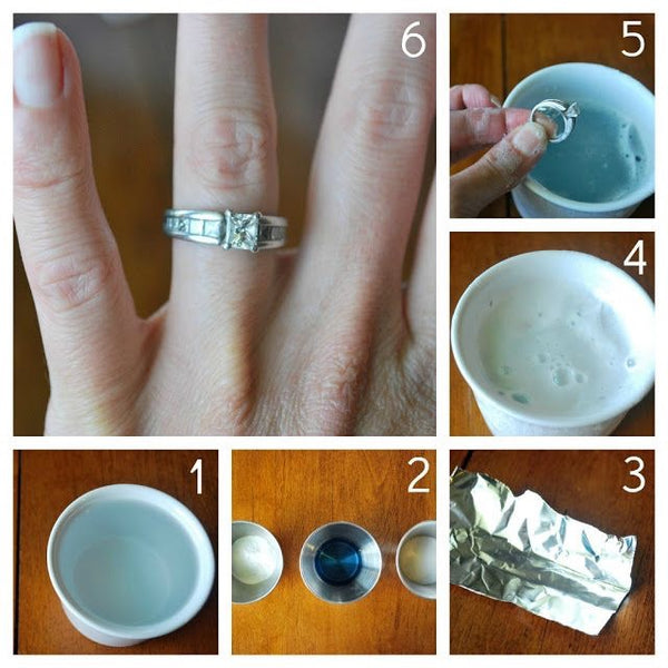¡Clean your ring!