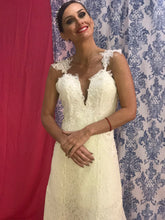 Vestido de novia Chantilly