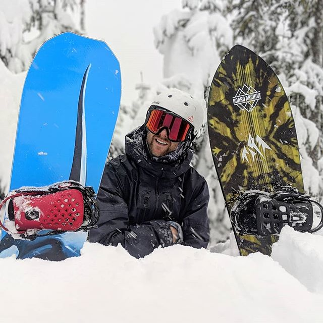 Featured - Snowboard Pro Camp