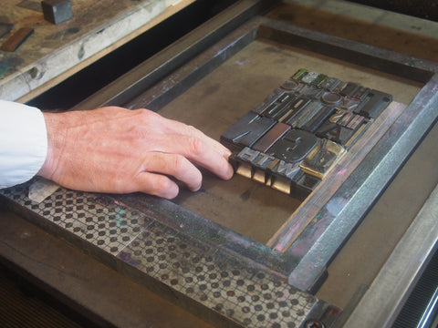 Building a printing press