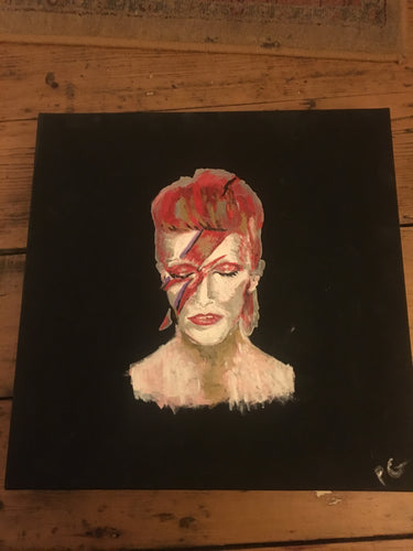 Pressed Gang - Bowie inspired Canvas - Pressed Gang