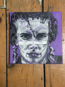 Pressed Gang Adam Ant Adam canvas - Pressed Gang
