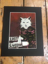 Load image into Gallery viewer, Lost Liverpool print by Pressed Gang - Pressed Gang