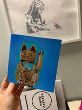 Load image into Gallery viewer, Lucky Cat Print