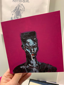 Grace Jones Print - Pressed Gang