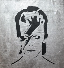 Load image into Gallery viewer, Pressed Gang Bowie print - Pressed Gang