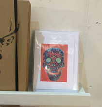 Load image into Gallery viewer, Pressed Gang Skull card - Pressed Gang